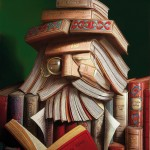 The Librarian by Andre Martins de Barros