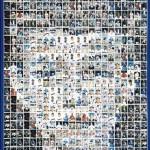 Baseball Card Collage