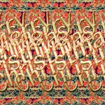 Merry Christmas Stereogram by Gene Levine