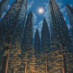 Arboreal Office by Rob Gonsalves