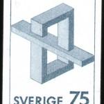 Oscar Reutersvärd Postage Stamps