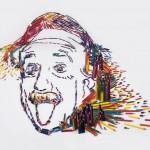 Einstein in Pencils