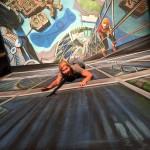 Abseiling the Burj Khalifa by Tracy Lee Stum
