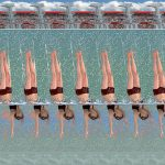 Refraction Stereogram by Gene Levine