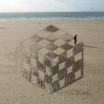 Sand Cube